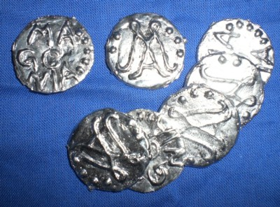 Magonien Kupfer Ist Silber Ist Gold Larp Und Larpmünzen Larpgeld